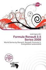 Formula Renault 3.5 Series 2008