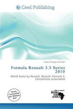 Formula Renault 3.5 Series 2010