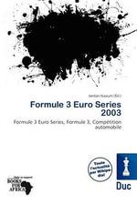 Formule 3 Euro Series 2003