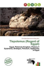Tlepolemus (Regent of Egypt)
