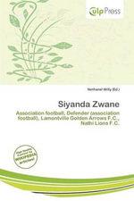 Siyanda Zwane