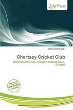 Chertsey Cricket Club
