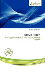 Steve Rixon