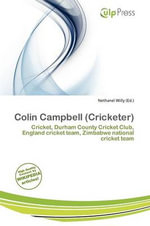 Colin Campbell (Cricketer)