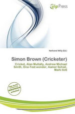 Simon Brown (Cricketer)