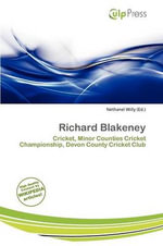 Richard Blakeney