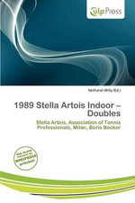 1989 Stella Artois Indoor - Doubles