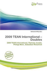 2009 Tean International - Doubles