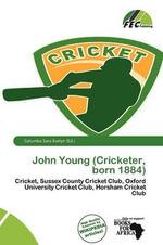 John Young (Cricketer, Born 1884)