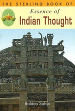 Sterling Book of Essence of Indian Thought - Baldeo Sahai