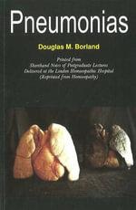 Pneumonias - Douglas M. Borland