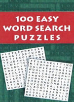 100 Easy Word Search Puzzles - Leads Press