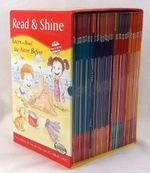 Read at Home & Shine at School : 44 Children Books Collection Box Set - Includes Phonics Fun