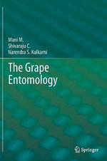 The Grape Entomology - Mani M.
