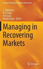 Managing in Recovering Markets