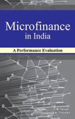 Microfinance in India : A Performance Evaluation - S. M. Feroze