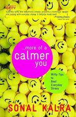 More of a Calmer You - Sonal Kalra