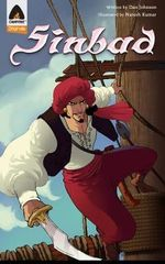 Sinbad : A Campfire Graphic Novel - Dan Johnson