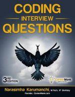 Coding Interview Questions - Narasimha Karumanchi