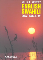 English Swahili Dictionary : English-Arabic - Willy A. Kirkeby