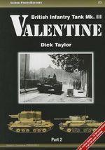 British Infantry Tank Mk III V - Dick Taylor