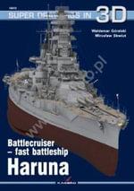 Battlecruiser : Fast Battleship Haruna - Miroslaw Zbigniew Skwiot