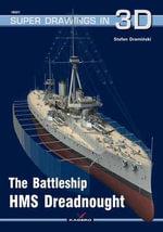 The Battleship HMS Dreadnought - Stefan Draminski