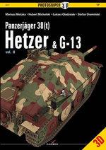 Panzerjager 38 Hetzer & G-13 - Mariusz Motyka