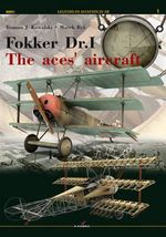 Fokker Dr. I - Rys Kowalski