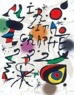 Miró Lithographs: Vol. III : 1964-1969 - Joan Miro