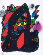Miro Lithographs: Vol. IV : 1969-1972 - Joan Miro