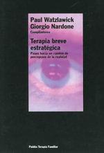 Terapia Breve Estrategica - Giorgio Nardone