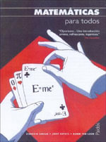 Matematicas Para Todos : Demonstrated and Explained with Cut-out Models - Ziauddin Sardar