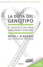 La Dieta del Genotipo - Dr Peter J D'Adamo