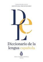 Diccionario de La Lengua Espanola Rae 23a. Edicion, 1 Vol. - Espanola Real Academia