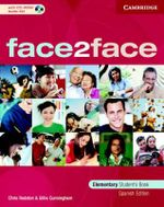 face2face Elementary Student's Book with CD ROM Spanish Edition - Chris Redston