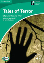 Tales of Terror : Cambridge English Readers : Level 3 - Various