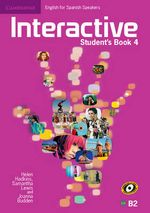 Interactive for Spanish Speakers Level 4 Student's Book - Helen Hadkins