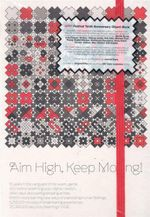 Aim High Keep Moving - Index Book