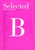 Selected B : Graphic Design from Europe - Index Book