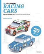 Racing Cars 3D Paper Craft - P. Pasques