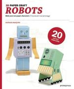 Robots 3D Paper Craft - P. Pasques