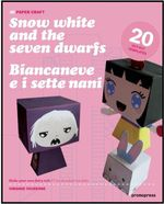 3D Paper Craft : Snow White and the Seven Dwarfs - Virginie Tourenne