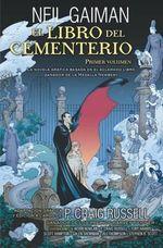 El Libro del Cementerio. Vol 1 (Novela Grafica) - Neil Gaiman