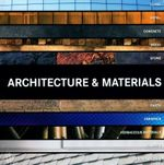 Architecture & Materials : Artists and Materials Ser.