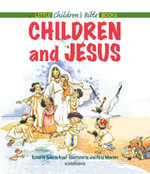 Children and Jesus - Anne de Graaf