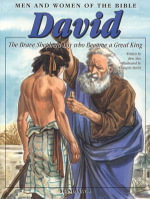 David : The Brave Shepherd Boy Who Became a Great King - Ben Alex