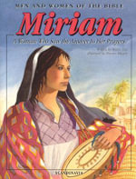 Miriam : A Woman Who Saw the Answer to Her Prayers - Ben Alex