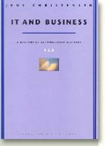 IT and Business : A History of Scandinavian Airlines - Jens Christensen