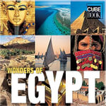 Wonders of Egypt : Cubebook - Giorgio Ferrero